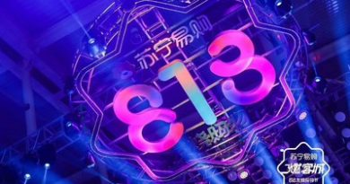 El nuevo modelo inteligente O2O de Suning registra un aumento de las ventas del 155% en el 818 Shopping Festival