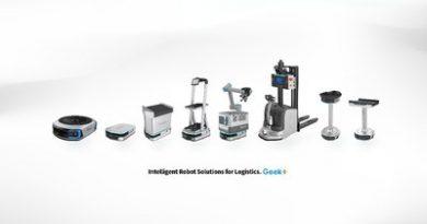Geek+ Robotics präsentiert auf der LogiMAT 2019 fortschrittliche Lösungen für Lagerroboter
