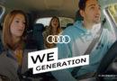 We generation AUDI: i nuovi progetti